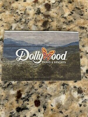 Dollywood Park Ticket Bring a Friend Pass Valid 8242020 - 9202020