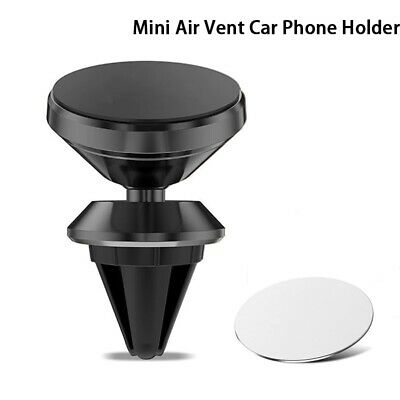 Universal Car Magnetic Air Vent Stand Mount Holder 360 For Cell Phone iPhone