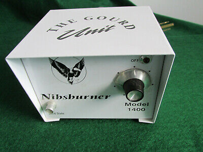 Nibsburner Model P- 1400 The Gourd Unit  pyrography