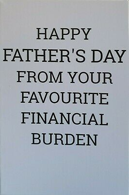 Fathers Day Card Funny Humour