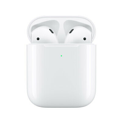 Apple AirPods 2nd Generation with Wireless Charging Case White MRXJ2AMA