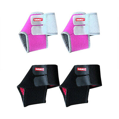 1 Pair Elastic Support Wrap Sport Protection Breathable Kids Ankle Brace Pad US