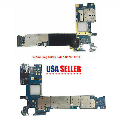 Unlocked Motherboard For Samsung Galaxy S8 G950FS7 G930TS6 SM-G920ANote 5A3