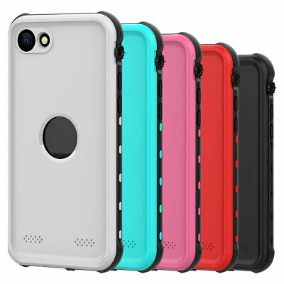 For Apple iPhone SE 2 8 7 Waterproof Shockproof Screen Protector Case Thin Cover