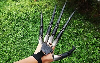 New Design Articulated Bone  Claws Fingers  Single hand