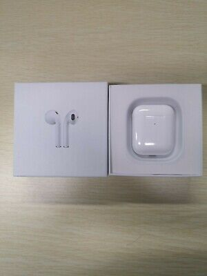 AirPods 2nd Bluetooth Earbuds with Charging CaseSeller Refurbished