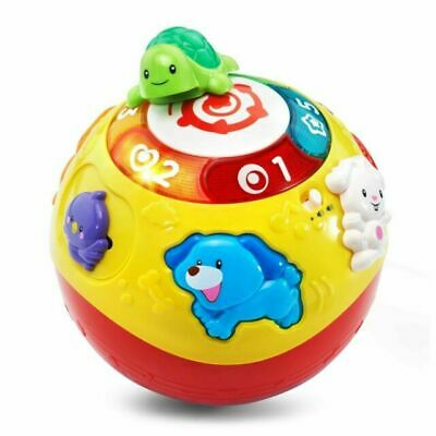 VTech Wiggle and Crawl Ball Toy - 80184900