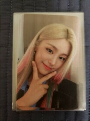 US OFFICIAL ITZY NOT SHY PHOTOCARDS  REGULAR - EXCLUSIVE PC