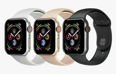 Apple Watch Series 5 - GPS - GPS - Cellular - 40MM 44MM - Gray - Silver - Gold