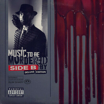 Eminem - Music To Be Murdered By - Side B New CD Explicit Deluxe Ed