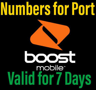 Metro Prepaid Numbers For Port In Port Out Switch Carrier 48 hours delivery-