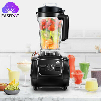 EASEPOT 1450W Countertop Blender High Speed Food Mixer Smoothies Ice Juice Sauce