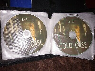 COLD CASE 2003-2010 Complete Series on DVD- 810 Quality
