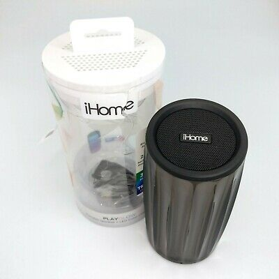iHome iBT780 PlayGlow Bluetooth Speaker Sounds Amazing