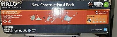 Halo Direct Mount RLDM Selectable New Construction 4 Pack