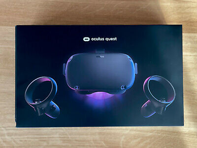 Oculus Quest All-in-One VR Gaming System 64GB (301-00174-01)