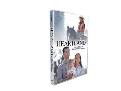 Heartland The Complete Season 14 3-DISC DVD BRAND NEW SEALED FREE SHIP!