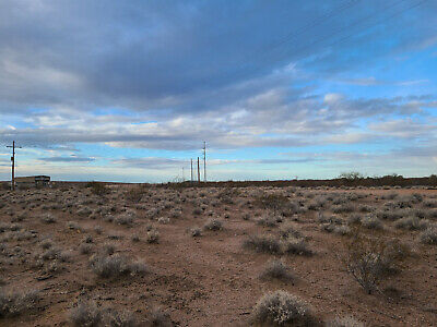 Residential lot in Florence AZ Pinal County - NO RESERVE AUCTION NO FEES