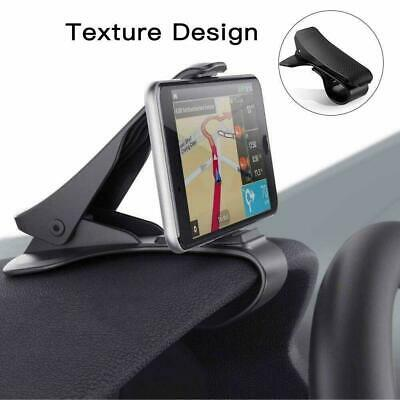 Car Dashboard Mount Stand Clamp Cradle Clip Universal Holder For Cell Phone GPS
