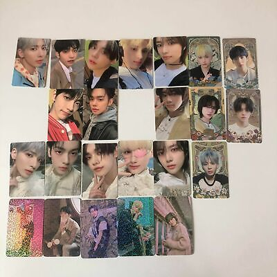 US SELLER TXT The chaos chapter freeze photocard and special pc yeonjun soobin