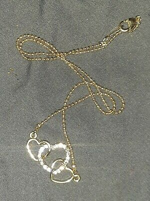Heart Trio Necklace-Mothers Day Gift
