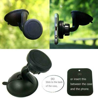 1x Magnetic Car Windshield Mount Holder 360º w Suction For Cell GPS Cup G4Q1