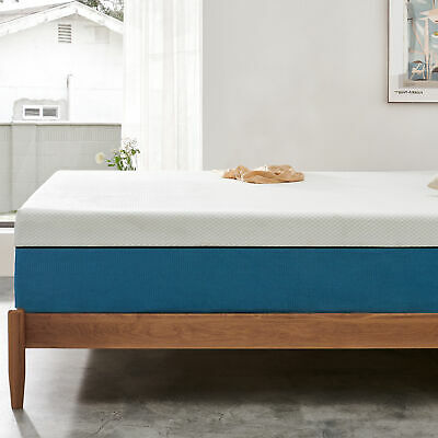 12 Inch Full Size Memory Foam Mattress With More Pressure Relief - Bed In A Box
