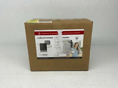 weBoost Cell Phone Signal Booster Kit For Home With Professional Install 474445