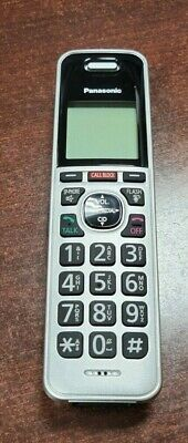 HANDSET ONLY Panasonic KXTGFA97S KX-TGFA97 Link2Cell Additional Expansion Phone