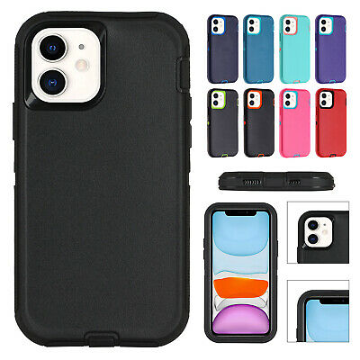 Case For Apple iPhone 12 Pro Max 11 XS XR 8 SE2 Shockproof TPU Rugged Hard Cover