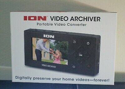 ION Video Archiver Portable Video Converter IV23