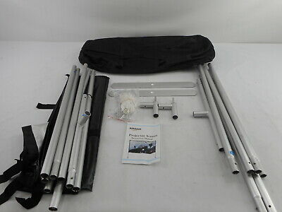 Skerell SKLI-100 - Projector Screen 100in 169 4K HD Projection-Stand Bag