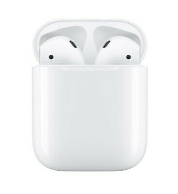 Apple AirPods 2nd Generation with Charging Case model a2031