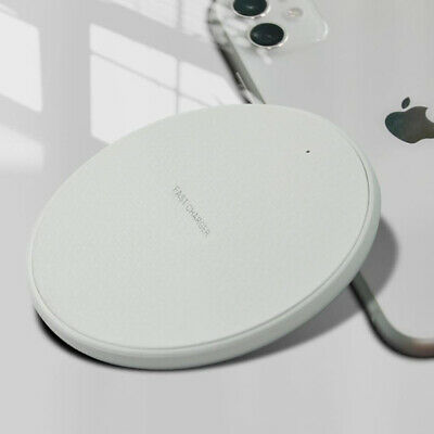 Wireless Fast Charger Charging Dock for iPhone Samsung Android Phone