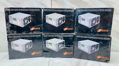 6 UNUSED 🎲💥 BOXED LOGISYS PS480D 2024 PIN SWITCHING 480W POWER SUPPLIES 💥🎲