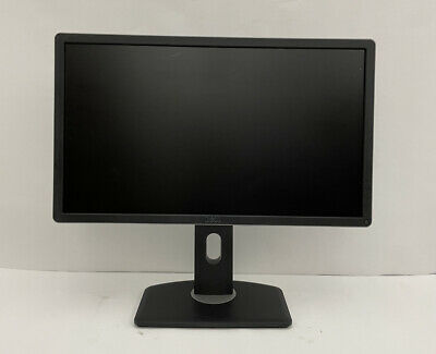 Dell P2414Hb 24 Widescreen LED Monitor 1920 x 1080 w Stand and Cables
