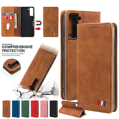 Magnetic Leather Card Wallet Case For iPhone 13 12 Pro Max 11 XS XR 87 6 Plus SE