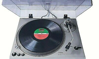Technics SL-1700 Direct Drive Turntable Tested Excellent