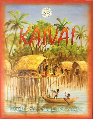 Pfifficus Spiele Boardgame Kaivai (Limited Ed) NM