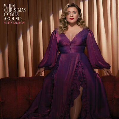 Kelly Clarkson - When Christmas Comes Around CD New