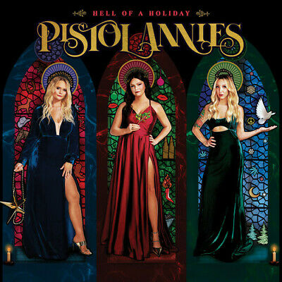 Pistol Annies - Hell Of A Holiday CD New