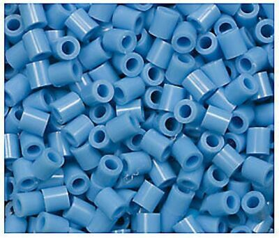 1000 Perler Pastel Blue Color Iron on Fuse beads NEW