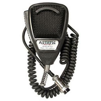 ASTATIC 636L CB  Ham Radio Microphone 4 pin 636 L Mic AUTHORIZED Astatic Dealer