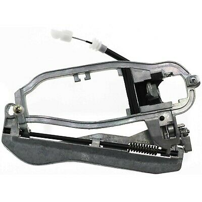 Exterior Door Handle Carrier Front Passenger Side For 2000-2006 BMW X5 E53