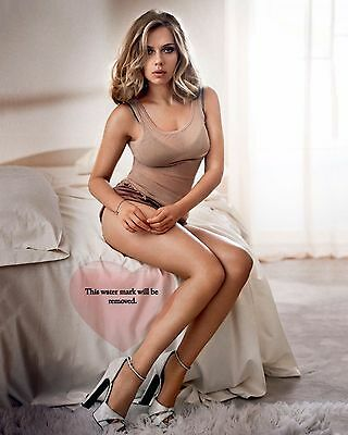 Scarlett Johansson 8X10 - Other Size GLOSSY PHOTO PICTURE IMAGE sj178