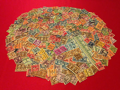 LOT of 100- U-S- Precancel Stamps from Old Collection  Early US Stamp Lot