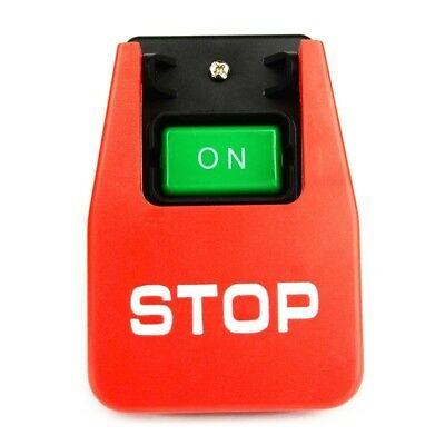 Emergency Shutoff Stop 110220 Volt Paddle OnOff Switch- Table Saw Band Safety