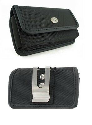 Rugged Case Belt Holster w Clip for ATTVerizonSprintUnlocked Apple iPhone 5