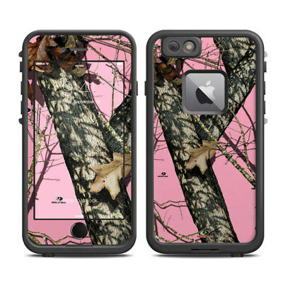 Skin for LifeProof FRE iPhone 6 Plus - Break-Up Pink - Sticker Decal