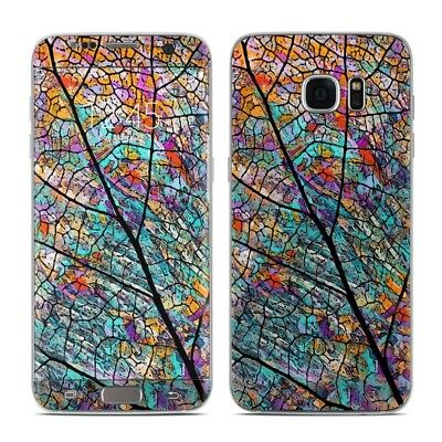 Galaxy S7 Edge Skin - Stained Aspen by Fusion Idol - Sticker Decal